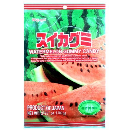 Kasugai Żelki Arbuzowe