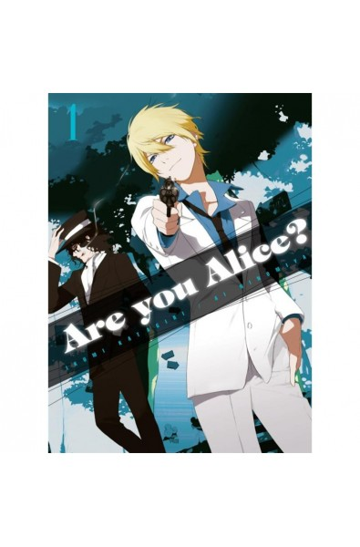 Are you Alice? 1-12 (pakiet)