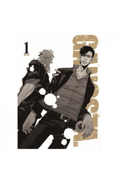 Gangsta 1-7 (pakiet)