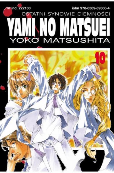 Yami no matsuei 10