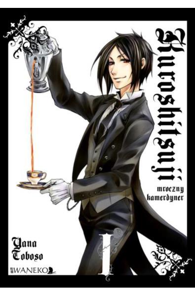 Kuroshitsuji 01