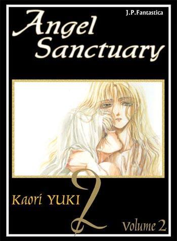 Angel Sanctuary 02