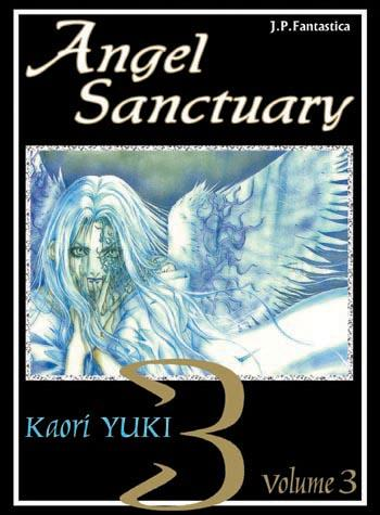 Angel Sanctuary 03