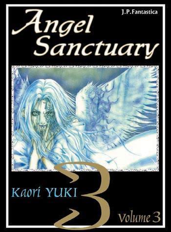 Angel Sanctuary 03