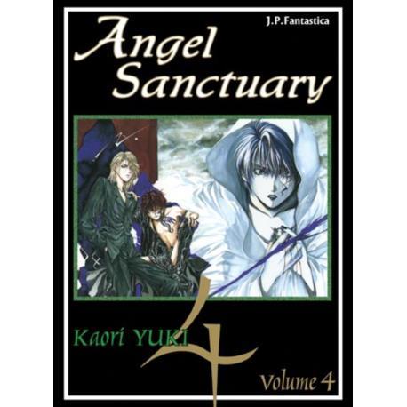Angel Sanctuary 04