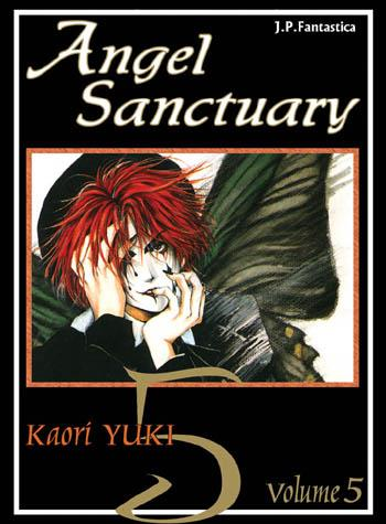 Angel Sanctuary 05