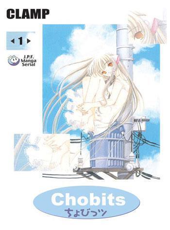 Chobits 01