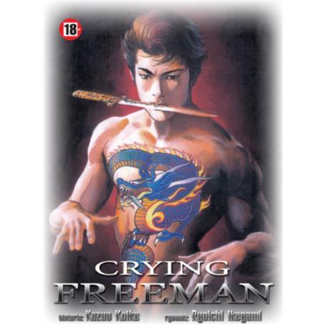 Crying Freeman 10