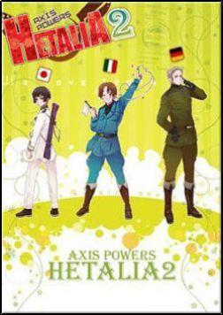 Axis Powers Hetalia 02