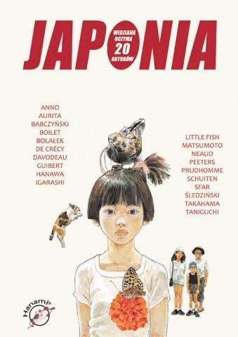 Japonia widziana oczyma 20 autorów