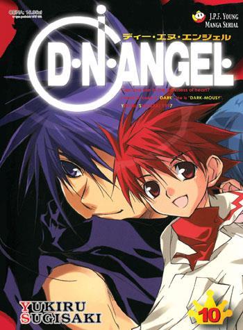 D.N.Angel 10