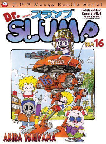 Dr.Slump 16