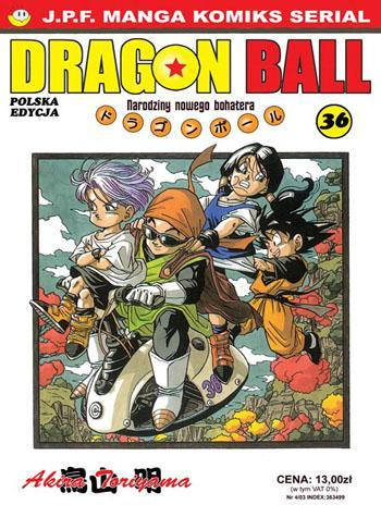 Dragon Ball 36