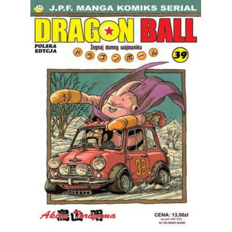 Dragon Ball 39