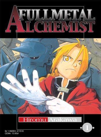 Fullmetal Alchemist 01