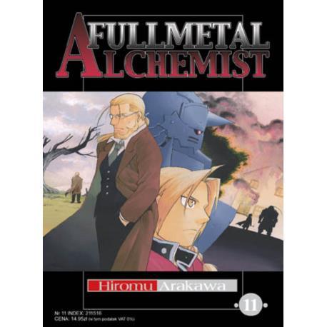 Fullmetal Alchemist 11