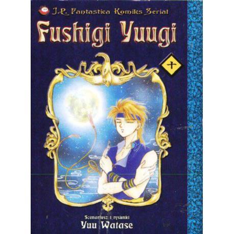 Fushigi Yuugi 10