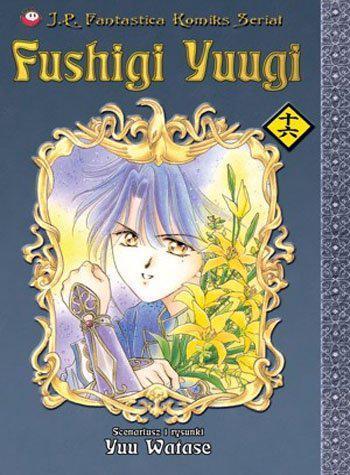Fushigi Yuugi 16