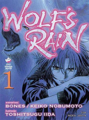 Wolf`s Rain 01
