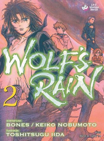 Wolf`s Rain 02
