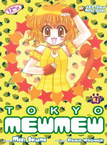Tokyo Mew Mew 04