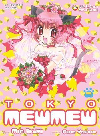 Tokyo Mew Mew 07