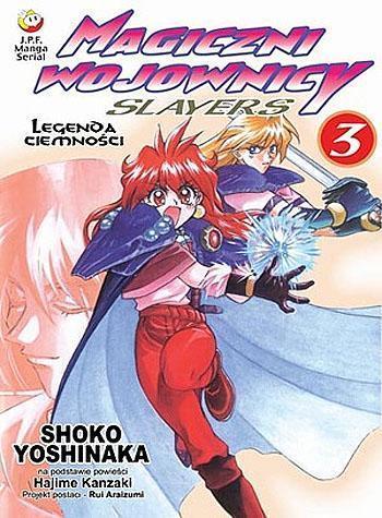 Magiczni Wojownicy Slayers 03