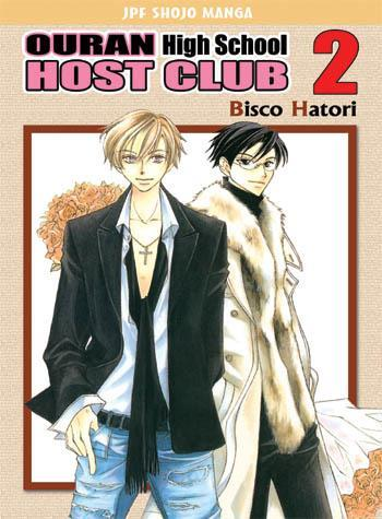 Ouran High School Host Club 02