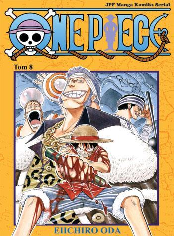 One Piece 08