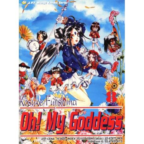 Oh! My Goddess 08