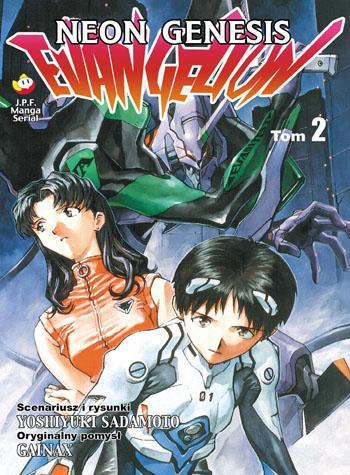 Neon Genesis Evangelion 02