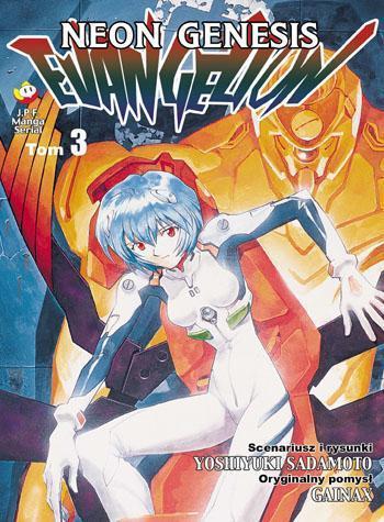 Neon Genesis Evangelion 03