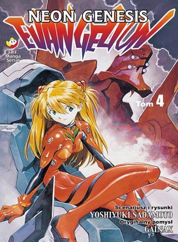 Neon Genesis Evangelion 04
