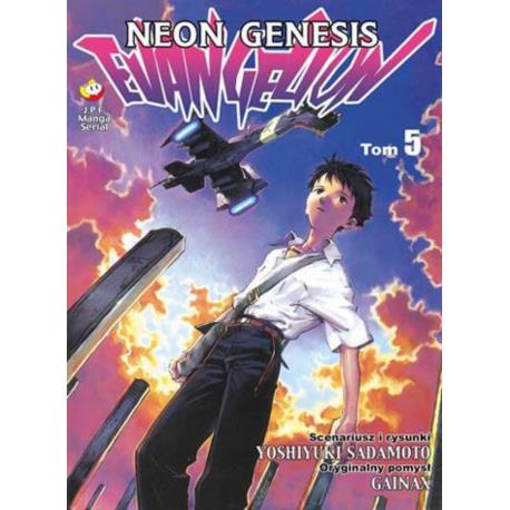 Neon Genesis Evangelion 05