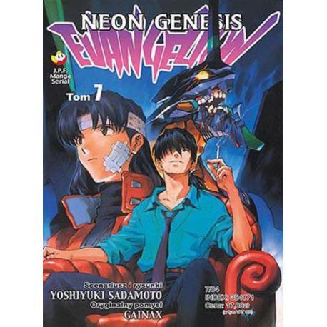 Neon Genesis Evangelion 07