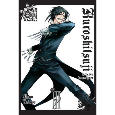Kuroshitsuji 03