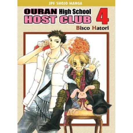 Ouran High School Host Club 04