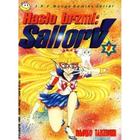 Hasło brzmi Sailor V 01