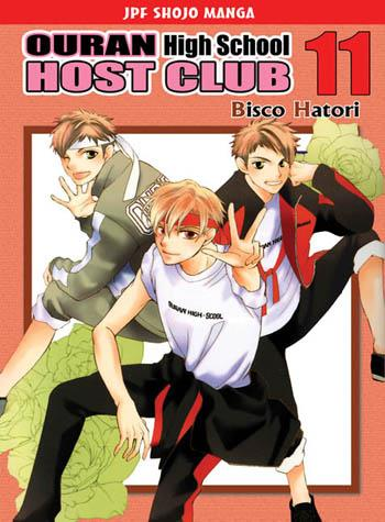 Ouran High School Host Club 11
