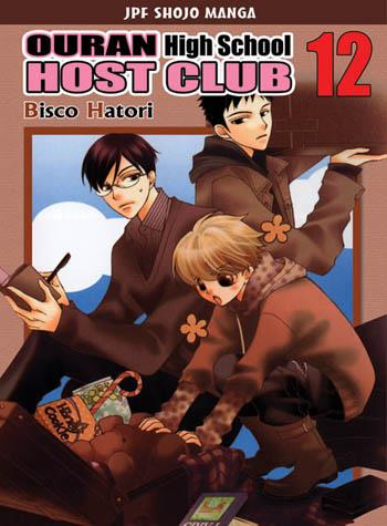 Ouran High School Host Club 12