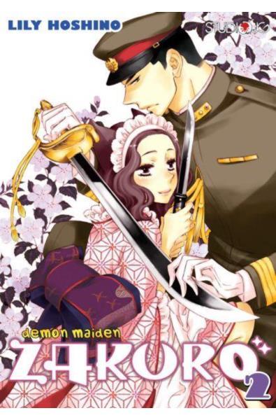 Demon Maiden Zakuro 02