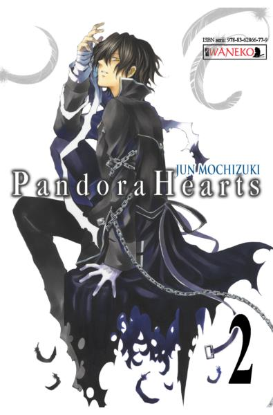 Pandora Hearts 02