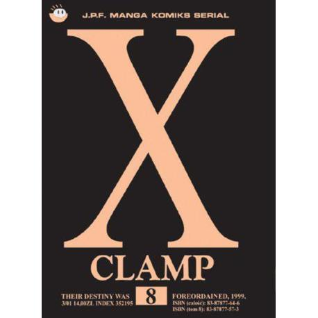 X Clamp 8