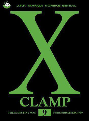 X Clamp 9