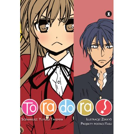 Toradora 01