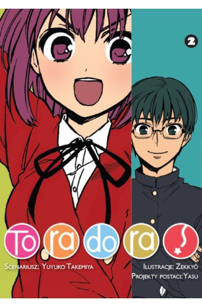 Toradora 02