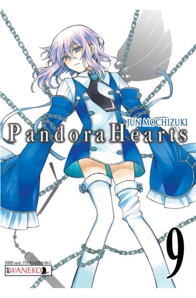 Pandora Hearts 09