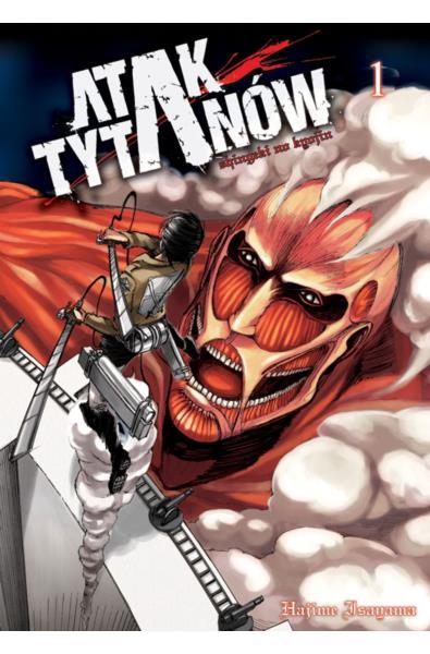 Atak Tytanów 01