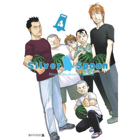 Silver Spoon 04