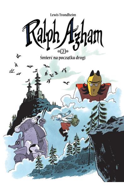 Ralph Azham 2: Śmierć na poczatku drogi